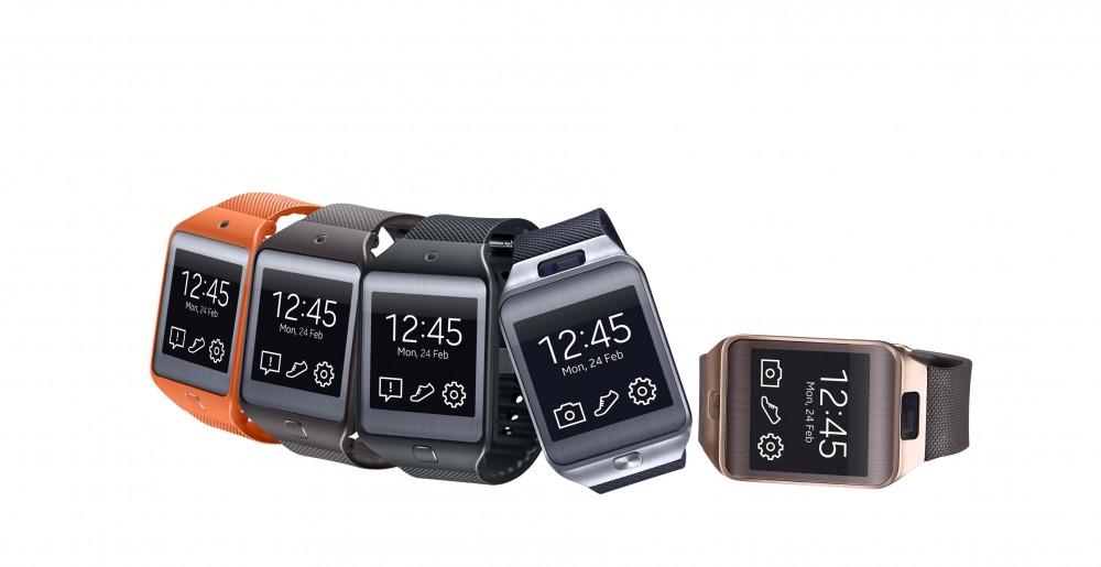 Samsung Introduces Gear 2 & Gear 2 Neo