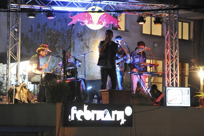 For One Good Hour, Red Bull Vertical Stage Energizes Hamra