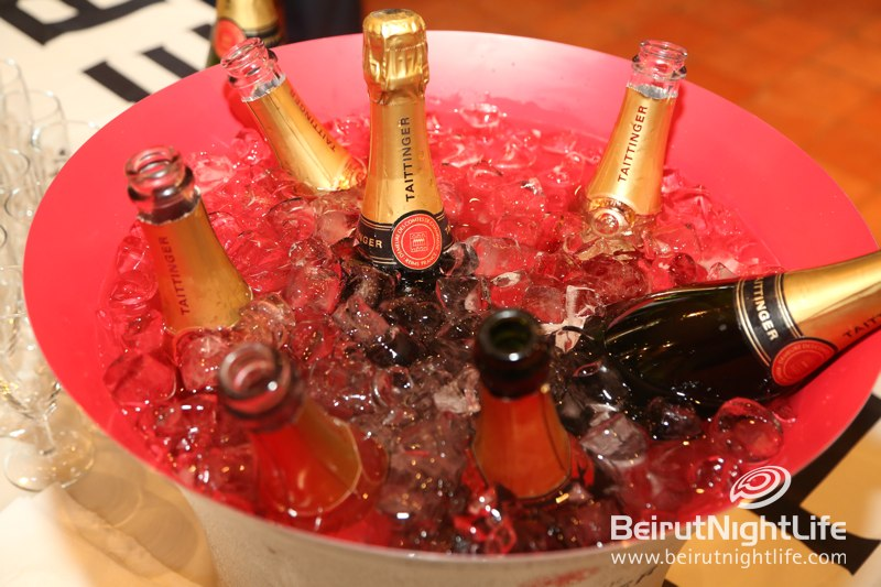 A Taste of Taittinger Champagne at Vintage