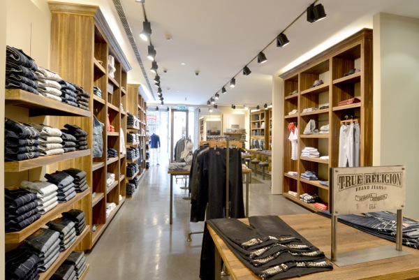 True Religion Opens at Beirut Souks