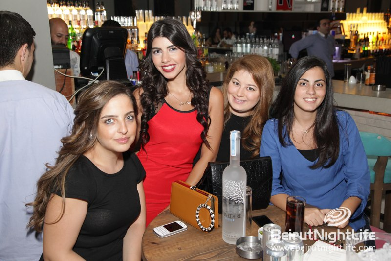 Hot Weekend Night Out at Caprice