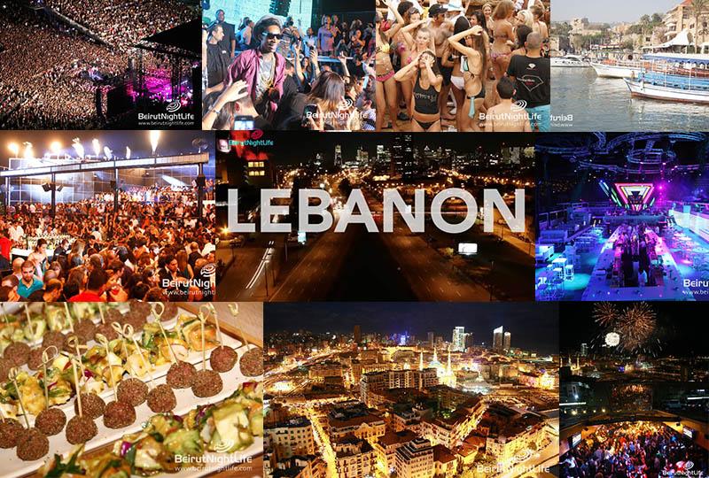 Lebanon through the lens of Jennifer Atieh