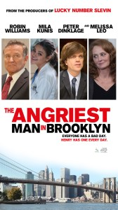 Win Tickets to see The Angriest Man in Brooklyn!