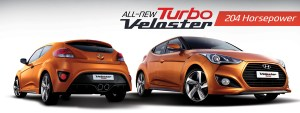 The All-new 204 hp Veloster Turbo Debuts in Lebanon