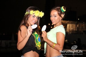 Experiencing World Cup Sensations at Riviera