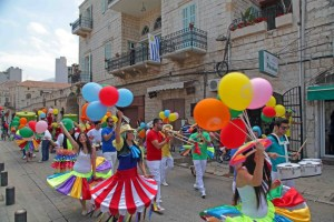 Jounieh International Festival 2014 Celebrates Families & the Environment