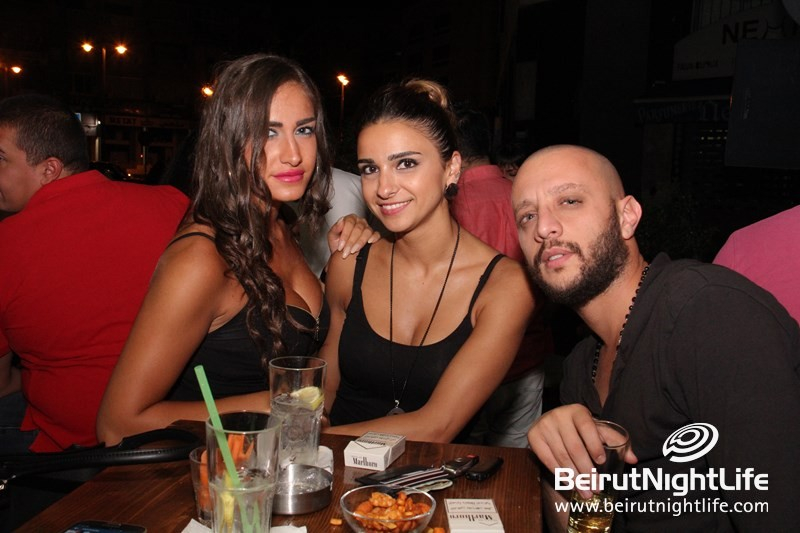 A Weekend Night in Jounieh's Hotspots