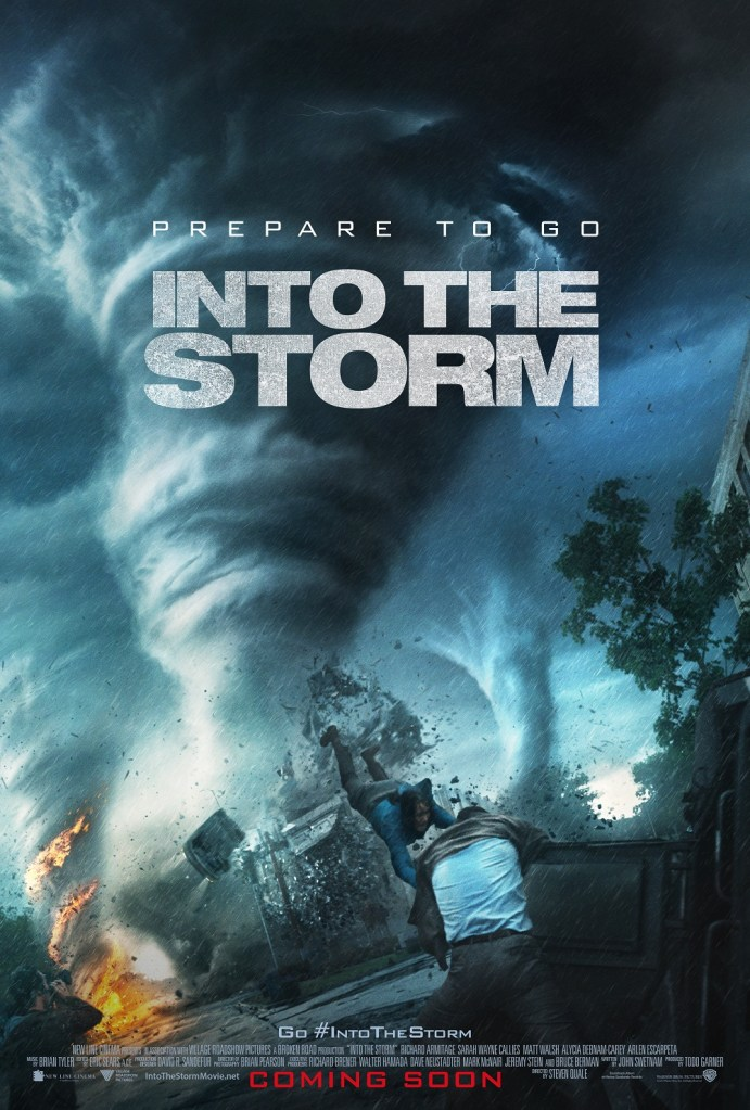 Win Tickets to the Into The Storm Premiere at VOX!