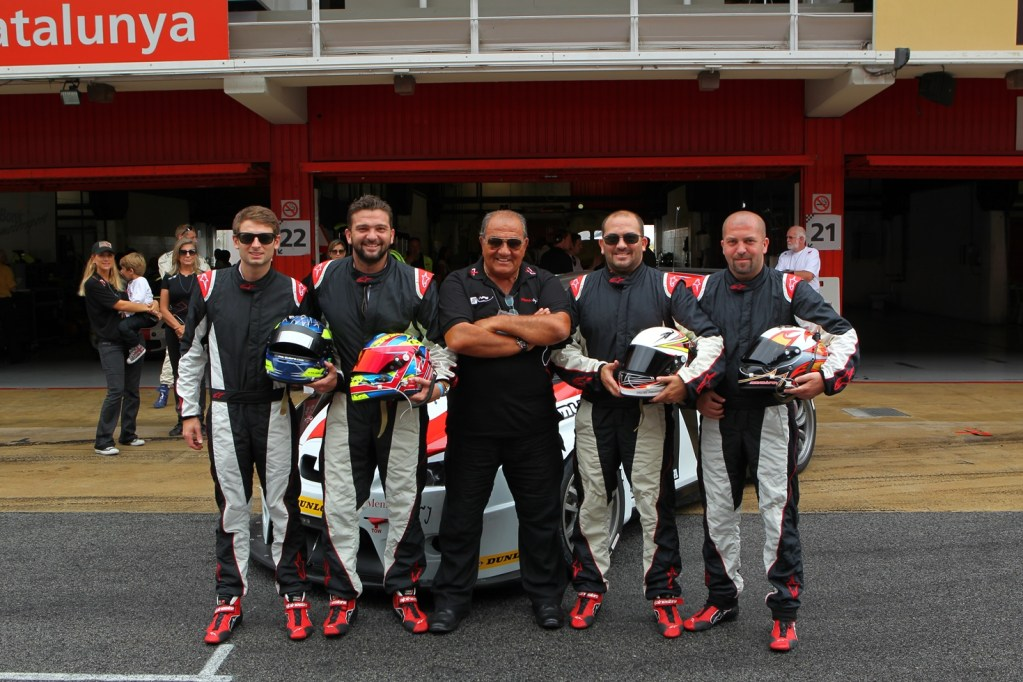 "Lebanese Team ""Memac Ogilvy Duel Racing"" Heads to Barcelona for an epic 24 Hours challenge"