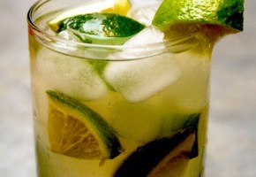 BNL drink of the day: Vita Coco Caipirinha