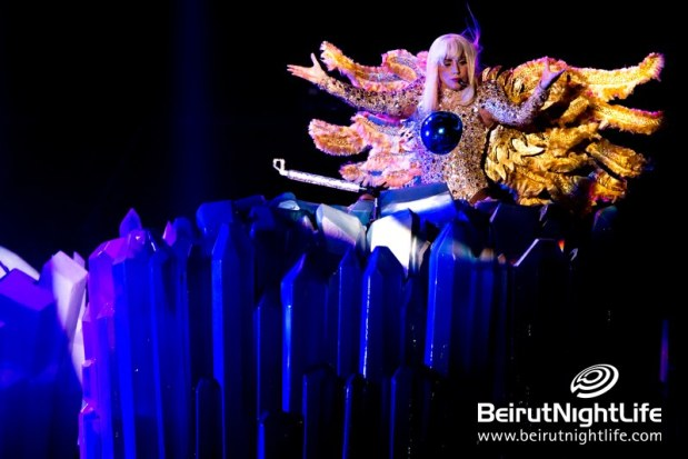 Lady Gaga Dubai