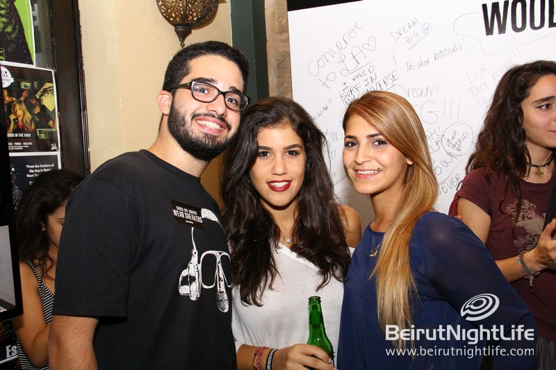 Sneakers Would Party takes over Mar Mkhayel, Beirut