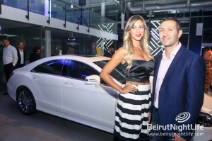 Opening Ceremony of Mercedes-Benz concept store