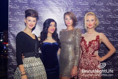 Opening of Pana Moda Bridal & Evening Wear Dec 06, 2014