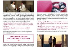 Valentine at Mövenpick Hotel Beirut