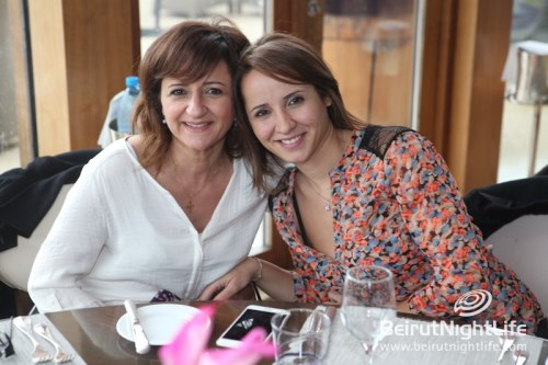 Mother's Day Brunch at Indigo on the roof, Le Gray Hotel