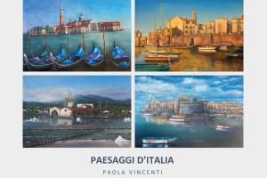 PAESAGGI D'ITALIA by Paola Vincenti