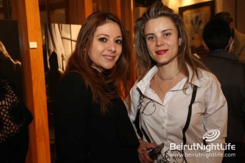 Because of You photography exhibition by Maya Alameddine at Gray Hotel