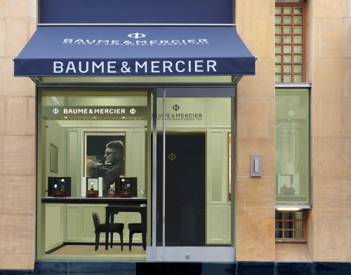 Baume & Mercier Opens its Newest Boutique at the Beirut Souks