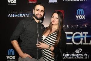 The premiere of The Divergent Series Allegiant at VOX Cinemas