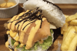 These Sushi Burgers Are The Newest Food Porn, And They Look Incredible