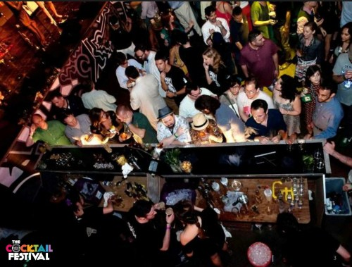 LEBANON TO STAGE 'FIRST' COCKTAIL FESTIVAL