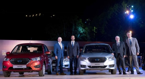 Nissan Motor brings back the iconic Datsun brand to the Middle East with the launch of two models in Lebanon
