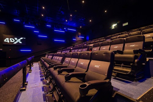 VOX CINEMAS take movie-going to the next level with the first 4DX cinema in Lebanon