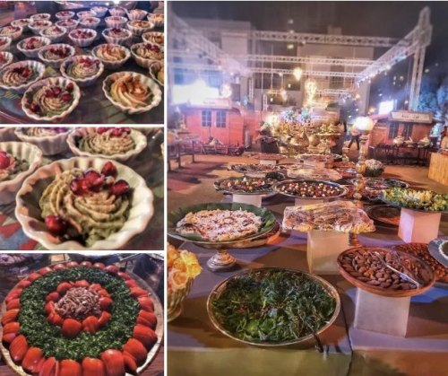 When Faqra hosts Beirut, Ramadan has a different taste