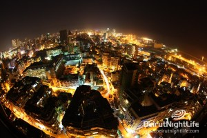 Beirut City Lights