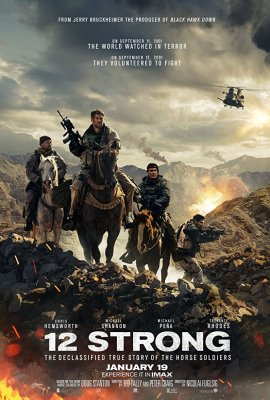 """Win Free Tickets for """"12 Strong"""" at VOX Cinemas"""