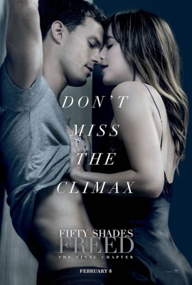"""Win Free Tickets for """"Fifty Shades Freed"""" at VOX Cinemas"""