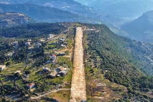 Baadarane airport – Chouf