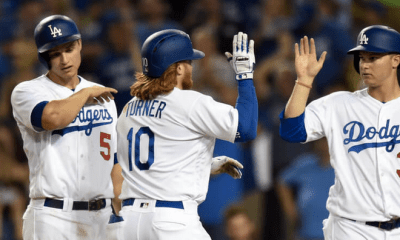 los angeles dodgers 2017