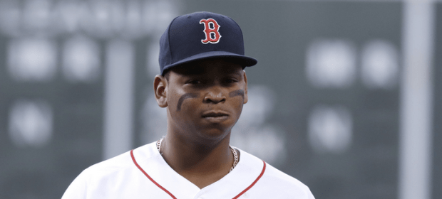 rafael devers boston red sox