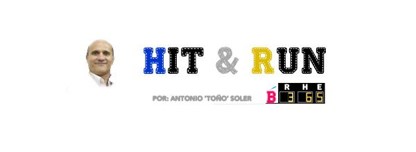 Hit & Run - Columna Beisbol 365
