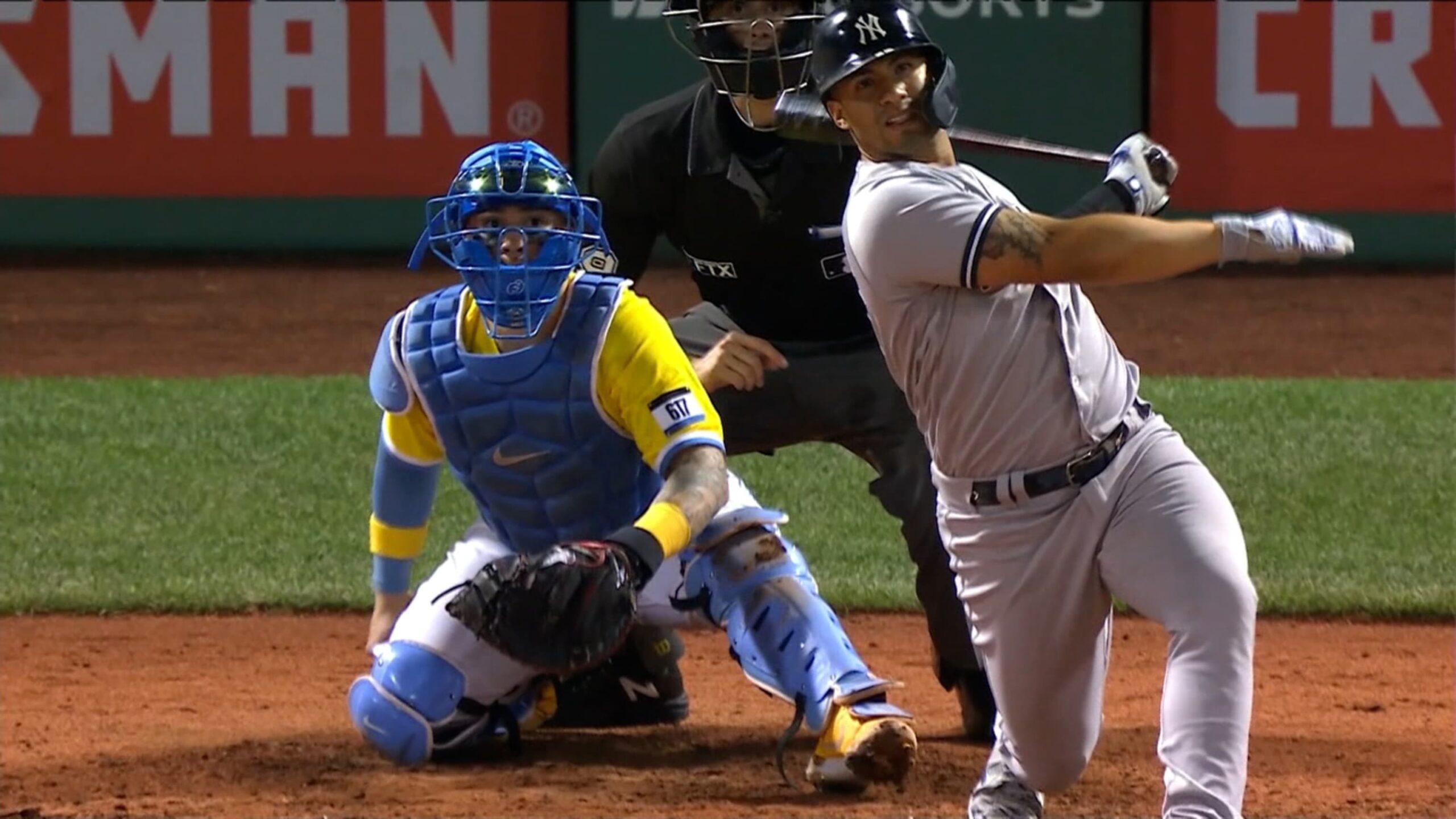 Yankees le caen a Boston; acechan Comodín…