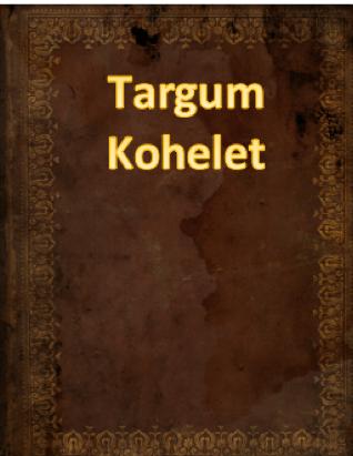 Targum Kohelet
