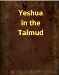 Yeshua in the talmud
