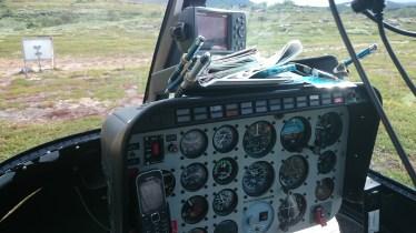 Från pilotens synvinkel