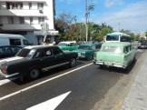 Bilar i Havanna