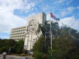 Hotell vid Revolutionsplatsen.
