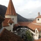 Utsikt över Transylvaniens vidder