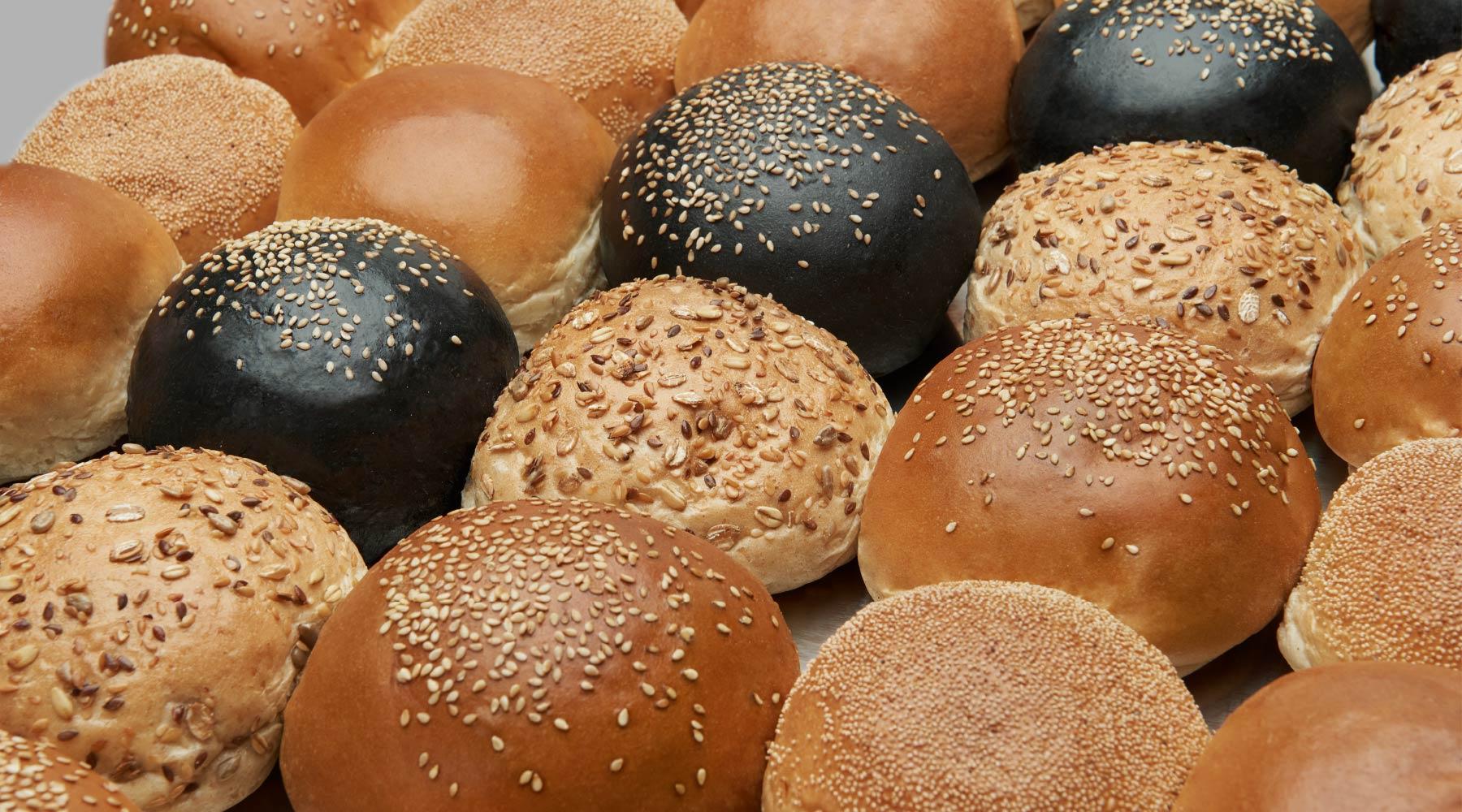 BEKABUN® perfekte Buns für ihr Burger-Business