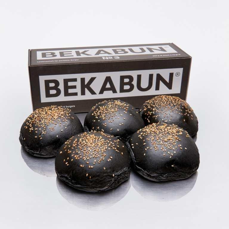 BEKABUN® No3 Burger Buns Online kaufen und nach Hause liefern lassen