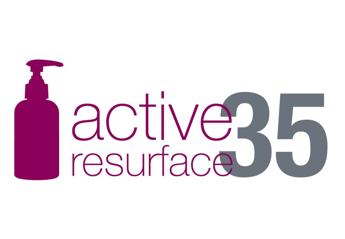 active resurface 35 logo