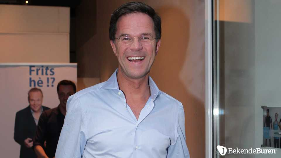 is mark rutte miljonair bekende buren