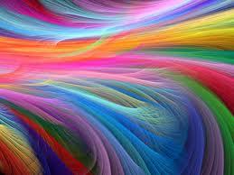 regenboogkleuren