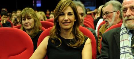 Mariló Montero en la presentación del libro 'El ángel de la nada'