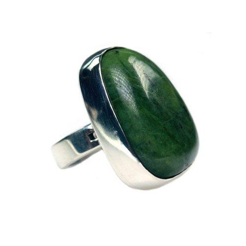 Ring Supreme Limited Edition – Jade – Sterling Zilver